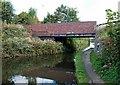 SO9388 : Pear Tree Lane Bridge by Brian Clift