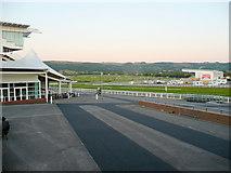 SO9524 : Cheltenham Racecourse by Jonathan Billinger