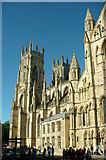 SE6052 : York Minster by Richard Buck