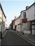 SU5806 : Union Street in the early autumn sunshine by Basher Eyre