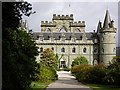 NN0909 : Inveraray Castle by Kenneth Mallard