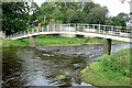 NU0501 : Bridge over the Coquet by Graham Horn