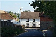 SU9948 : Ye Olde Ship Inn, Guildford, Surrey by Peter Trimming