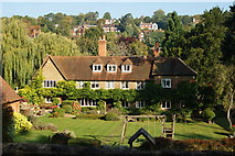 SU9948 : View From Sandy Lane, Guildford, Surrey by Peter Trimming