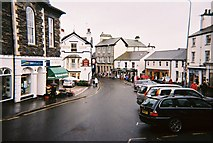 NY3704 : A rainy day in Ambleside (3) by Peter S