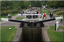 SP6989 : Foxton Locks by Stephen McKay