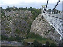 ST5673 : Clifton Suspension Bridge and Avon Gorge by Ivan Hall