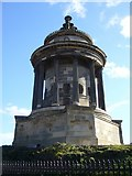 NT2674 : Burns Monument, Regent Road by kim traynor