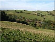 SX8158 : Dart valley by Derek Harper