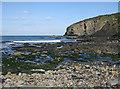 SM8332 : Ebb tide at Aber Draw by Pauline E
