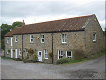 NZ1525 : Mill Cottage, Evenwood, County Durham by peter robinson