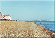 TR3752 : The beach at Deal, Kent by nick macneill