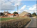 TG3903 : Church Farm in Church Road by Evelyn Simak