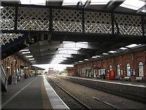 TA2609 : Grimsby Town Station by Alan Heardman