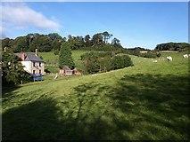 ST0824 : Dairy House Farm by Derek Harper