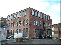 NT2774 : J Cotton &  Co. factory premises, Sunnyside by kim traynor