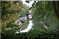 TQ3183 : View of Regents Canal from Duncan Terrace, Islington by Andy F