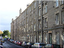 NT2774 : Bothwell Street tenements by kim traynor