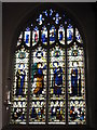 TQ2782 : St. Cyprian's Church, Glentworth Street, NW1 - window in side chapel by Mike Quinn