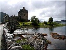 NG8825 : Eilean Donan Castle by Sharon Leedell