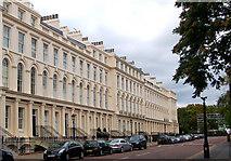 TQ2882 : Park Square West, Regents Park, London by Andy F