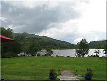 NM9080 : Head of Loch Sheil and Glenfinnan monument by Neil McWhirr