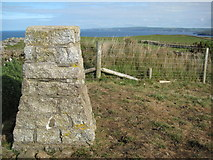 SW9280 : Trig point on Pentire Point by Philip Halling