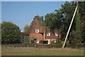 TQ9833 : Oast House, Leacon Hall, Warehorne, Kent by Oast House Archive