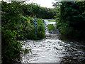 SO3474 : Ford, River Redlake, Bucknell by Chris Gunns