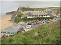SW8464 : Watergate Bay Hotel by Philip Halling