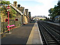NY7606 : Kirkby Stephen Station by David Rogers