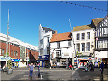 TA2609 : The Old Market Place, Grimsby by David Wright