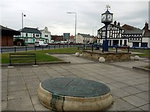 NZ4349 : Terrace Green, Seaham by Andrew Curtis