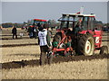 TL6074 : Ploughing Championship at Soham by Michael Trolove
