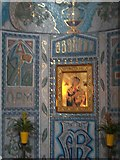 J4844 : The Shrine of Our Lady of Perpetual Succour at St Patrick's Church, Downpatrick by Eric Jones