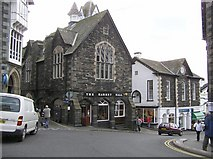 NY3704 : The Market Hall, Ambleside by Kenneth  Allen