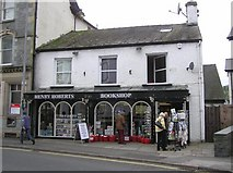 NY3704 : Henry Roberts Bookshop, Ambleside by Kenneth  Allen