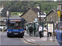 NY3704 : Stagecoach, Ambleside by Kenneth  Allen