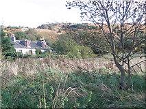 NS0853 : Dunagoil Cottage Bute by John Ferguson