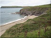 SW9278 : Broadagogue Cove by Philip Halling