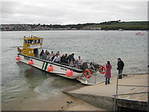 SW9275 : The Padstow ferry by Philip Halling