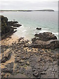 SW8976 : View to Trevose Head by Philip Halling