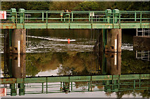 J3470 : Lagan navigation restoration (1) by Albert Bridge