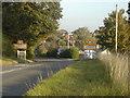 SP6432 : Entrance to Tingewick by Karen Holden