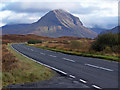 NG4631 : Marsco from the A863 by Richard Dorrell