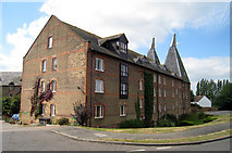 TQ6349 : The Maltings, High Street, Hadlow, Kent by Oast House Archive