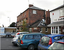 SO4382 : The Craven Arms pub by Jaggery