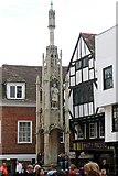 SU4829 : Winchester, the buttercross by Graham Horn