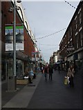 TA2609 : Victoria Street Grimsby by Richard Hoare