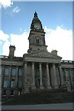 SD7109 : Bolton Town Hall by Galatas